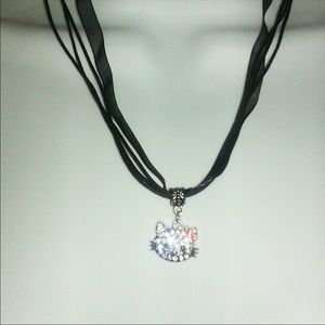 Jewelry - Hello Kitty Face Necklace